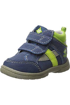 BRUTTING Brütting Baby Jungen Spooky V Sneaker, Blau (Blau/Lemon Blau/Lemon)