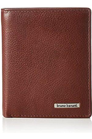 Bruno Banani Herren Vegetabil_st_hoch W320_2495 Geldbörse (cognac)