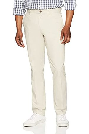 Amazon Amazon Essentials Slim-Fit Wrinkle-Resistant Flat-Front Chino pants