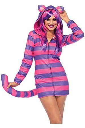 Leg Avenue Damen Anzüge - Damen Cozy Cheshire Cat Erwachsenenkostüme
