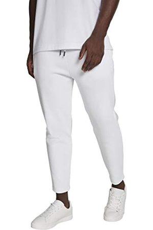 Urban classics Herren Cropped Heavy Pique Pants Sporthose