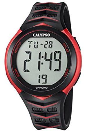 Calypso CalypsoHerrenDigitalQuarzUhrmitPlastikArmbandK5730/3