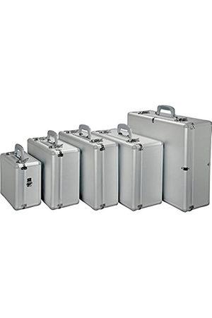 Alumaxx Alumaxx Multifunktionskoffer Stratos I, Piloten Koffer aus Aluminium, Aktenkoffer in