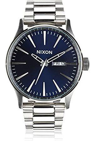Nixon Nixon Herren Analog Quarz Uhr mit Edelstahl Armband A3561258-00