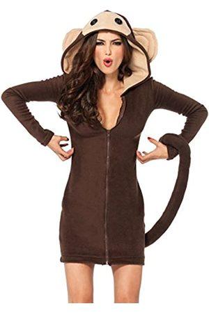Leg Avenue LegAvenue Damen Cozy Monkey Kostüme