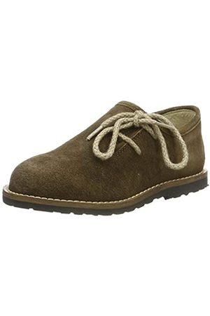 Stockerpoint Jungen Schuh 3399 Brogues, (Havanna Gespeckt)