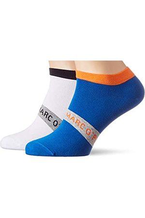 Marc O'Polo Body & Beach Herren Legwear M-Sneaker Lower Cut 4-Pack Füßlinge