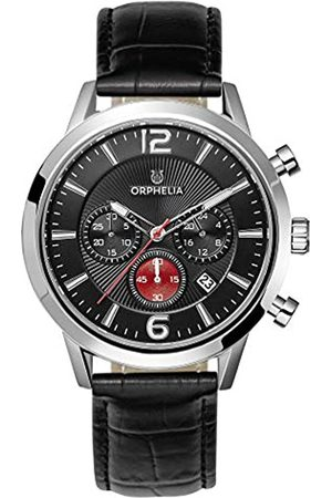 ORPHELIA Orphelia HerrenArmbanduhr Chronograph Quarz Leder OR81802