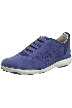 Geox Geox Herren U Nebula A Sneaker, Blau (Jeans C4001)