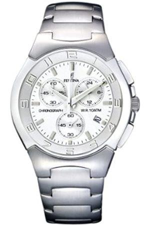 Festina Festina Herren-Armbanduhr XL Sport Chronograph Quarz Edelstahl F6698/1