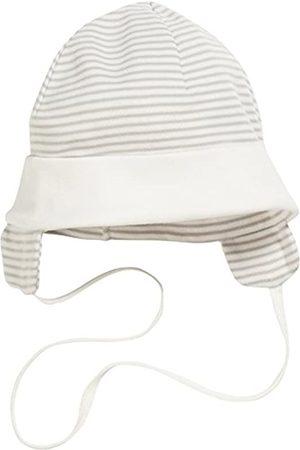 Playshoes Unisex Baby Bindemütze mit Ohrenschutz Mütze