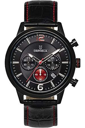 ORPHELIA Orphelia HerrenArmbanduhr Chronograph Quarz Leder OR81803