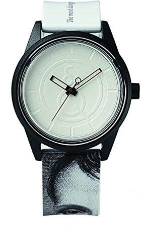 Citizen Citizen Unisex Analog Quarz Uhr mit Plastik Armband RP00J037Y