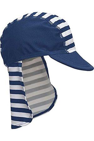 Playshoes Jungen Hüte - Jungen Bademütze Maritim von mit UV-Schutz nach Standard 801 und Oeko-Tex Standard 100