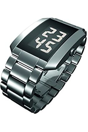Rosendahl Rosendahl Herren Digital Quarz Smart Watch Armbanduhr mit Edelstahl Armband 43232
