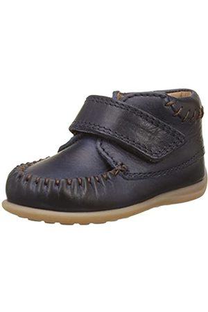 Bisgaard Bisgaard Unisex Baby Lauflernschuhe Sneaker, Blau (21 Navy)