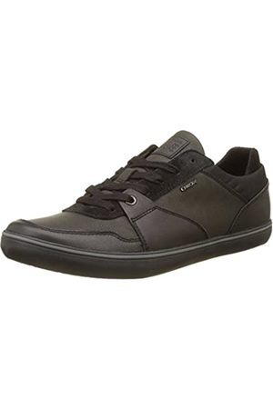 Geox Geox Herren U Box A Sneaker, Schwarz (Black)