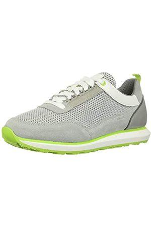 Geox Geox Herren U VOLTO C Sneaker, Grau (Lt Grey/White C1303)