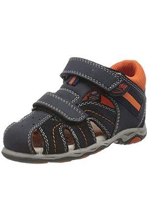 Lurchi Lurchi Baby Jungen John Sneaker, Blau (Navy 22)