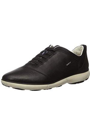 Geox Geox Damen D NEBULA C Sneakers, Schwarz (BLACKC9999)