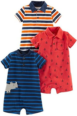 Simple Joys by Carter's Simple Joys by Carter's 3-pack Rompers Spieler 24 Months