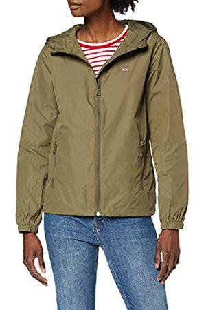 Tommy Hilfiger Tommy Jeans Damen Tjw Chest Logo Windbreaker Jacke