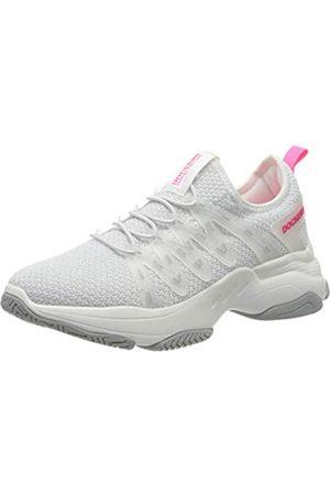 Dockers Damen 46AC202-700596 Sneaker, ( /Neon Pink 596)