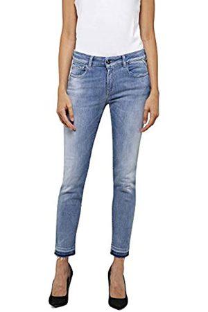 Replay Damen Slim - Damen FAABY Slim Jeans