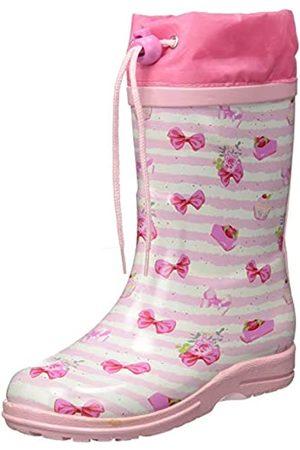 Beck Beck Mädchen Cupcake Gummistiefel, Pink (Rosa 03)