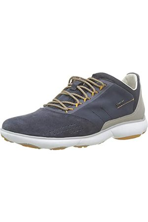 Geox Geox Herren U Nebula C Sneaker, Blau (Dk Avio/Rock C4k5y)