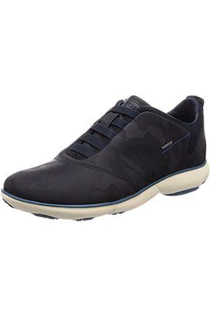 Geox Geox Herren U Nebula F Slip On Sneaker, Blau (Navy C4002)