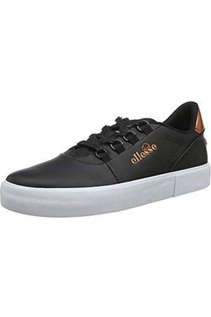Ellesse Damen Alto D-lux Sneaker, (Black/Black Blk/Blk)