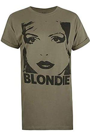 Blond Amsterdam Damen Silhouette T-Shirt