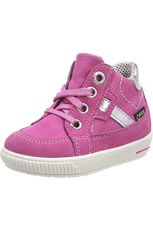 Superfit Superfit Baby Mädchen Moppy Surround Sneaker, Pink (Pink Kombi)