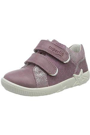 Superfit Superfit Baby Mädchen Starlight Sneaker, Violett (Lila 90)