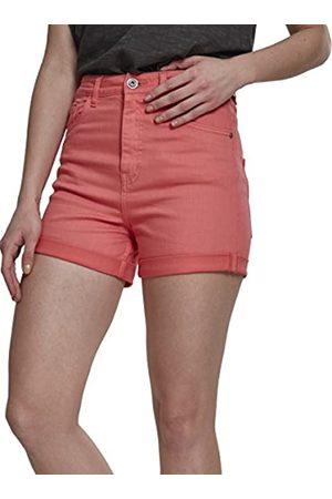 Urban classics Urban Classics Damen Ladies Highwaist Stretch Twill Shorts