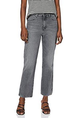 Wrangler Wrangler Damen The Retro Straight Jeans