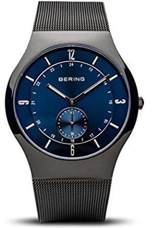Bering BERING Herren-Armbanduhr Analog Quarz Edelstahl 11940-227