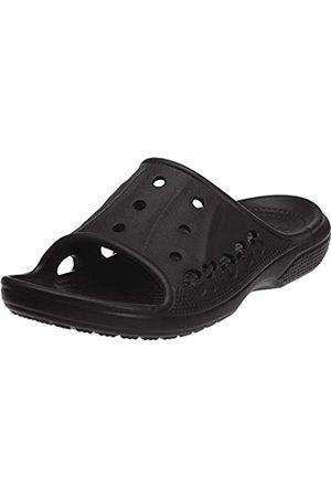 Crocs Crocs Baya Slide, Unisex - Erwachsene Dusch- & Badeschuhe, Schwarz (Black)
