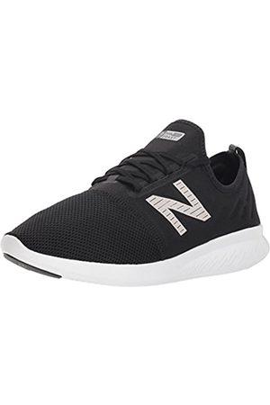 New Balance New Balance Herren FuelCore Coast v4 Sneaker, Schwarz (Black/White Lb4)