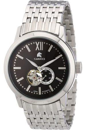 Carucci Carucci Watches Herren-Armbanduhr XL Analog Automatik Edelstahl CA2193BR