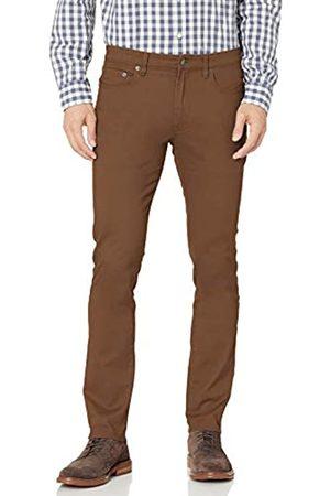 Amazon Amazon Essentials Skinny-Fit 5-Pocket Stretch Twill casual-pants