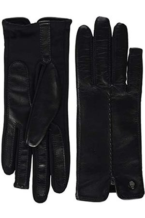 Roeckl Damen Handschuhe - Damen Leather Spandex Handschuhe