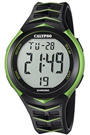 Calypso CalypsoHerrenDigitalQuarzUhrmitPlastikArmbandK5730/4