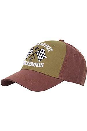 King kerosin Herren Caps - Herren Baseball Cap Biker Vintage Loud and Fast