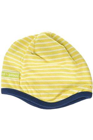 loud + proud Unisex Baby Wendemütze, aus Bio Baumwolle, GOTS zertiziziert