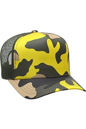 Won Hundred Herren Manila Baseball Cap, (Camouflage-Print)