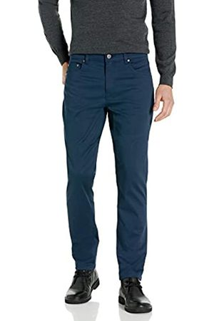 Buttoned Down Buttoned Down Straight-fit 5-Pocket Easy Care Stretch Twill Chino Casual-Pants