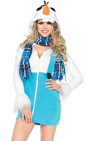 Leg Avenue 85524 - Cozy Snowman Kostüm