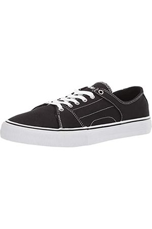 Etnies ETNAB|#Etnies Herren Rls Skateboardschuhe, (983-Black/White/Silver 983)